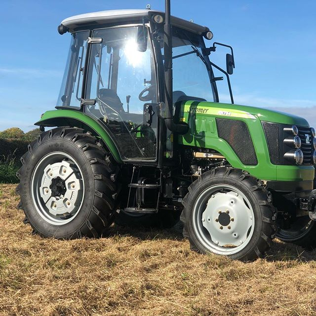 Cornwall distributor for Siromer Tractors, spares and accessories